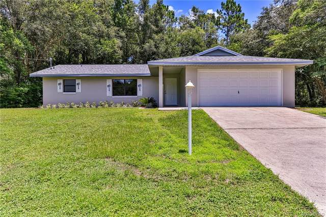 2081 W Doral Court, Citrus Springs, FL 34434 (MLS #804203) :: Plantation Realty Inc.
