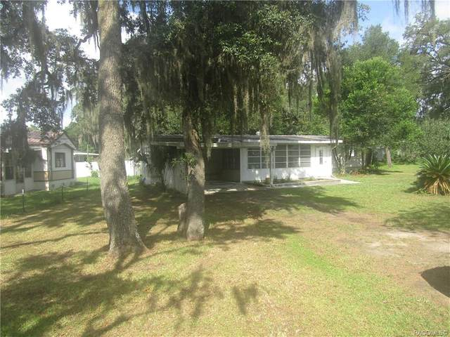 7192 N Paradise Point, Hernando, FL 34442 (MLS #804222) :: Plantation Realty Inc.