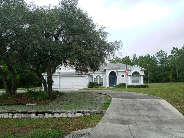4221 N Chisholm Point, Beverly Hills, FL 34465 (MLS #804237) :: Plantation Realty Inc.