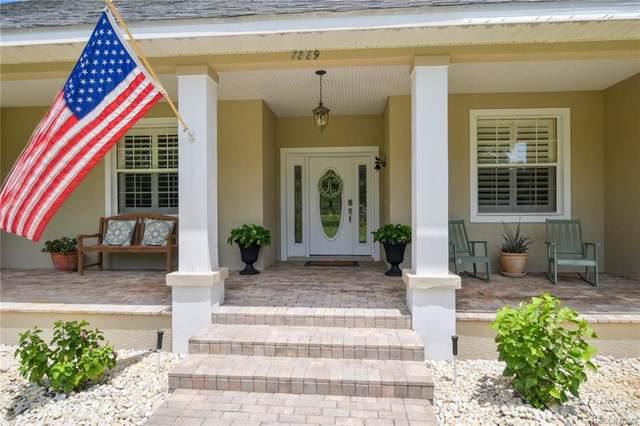 7889 N Neige Point, Crystal River, FL 34428 (MLS #804239) :: Plantation Realty Inc.