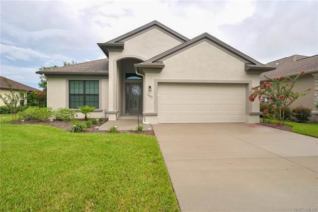 1597 W Caroline Path, Lecanto, FL 34461 (MLS #804255) :: Plantation Realty Inc.