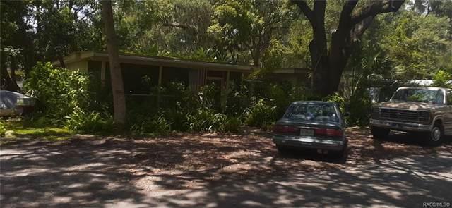 1012 N Bent Oak Terrace, Crystal River, FL 34429 (MLS #804260) :: Plantation Realty Inc.