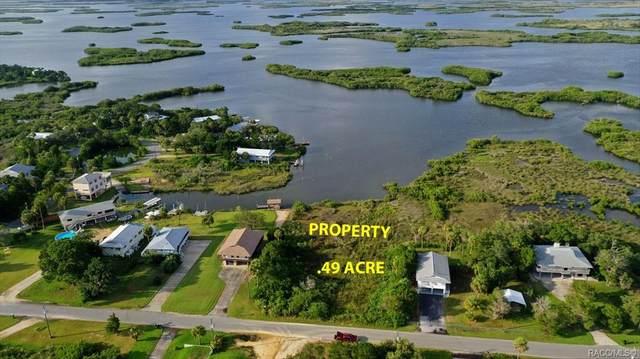 14097 W Sanddollar Lane, Crystal River, FL 34429 (MLS #804287) :: Plantation Realty Inc.