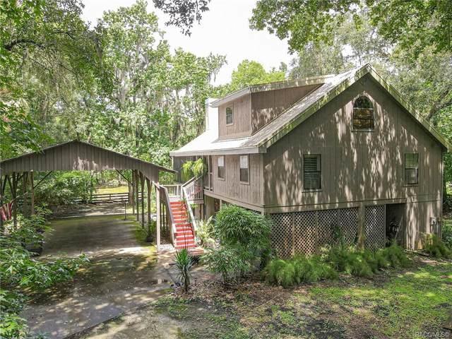 3908 Cr 309, Lake Panasoffkee, FL 33538 (MLS #804412) :: Plantation Realty Inc.