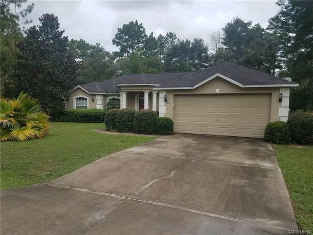 80 Whitewood Street, Homosassa, FL 34446 (MLS #804442) :: Plantation Realty Inc.