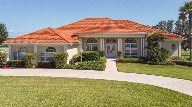 126 N Hambletonian Drive, Inverness, FL 34453 (MLS #804580) :: Plantation Realty Inc.