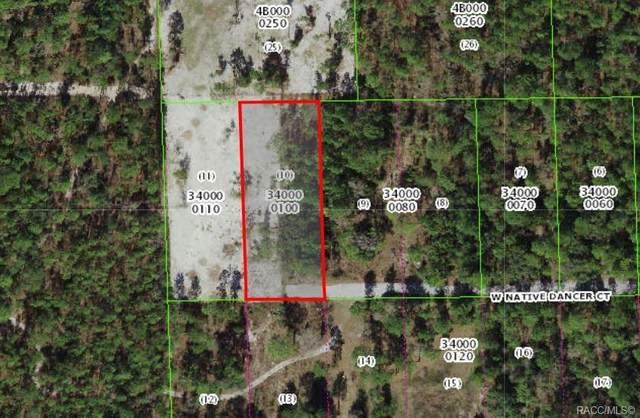 7967 W Native Dancer Court, Dunnellon, FL 34433 (MLS #804629) :: Plantation Realty Inc.