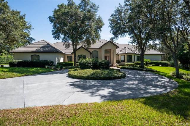 3537 N Grayhawk Loop, Lecanto, FL 34461 (MLS #804698) :: Plantation Realty Inc.