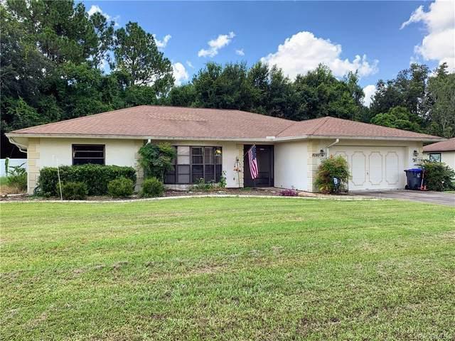 8280 W Periwinkle Lane, Homosassa, FL 34446 (MLS #804727) :: Plantation Realty Inc.