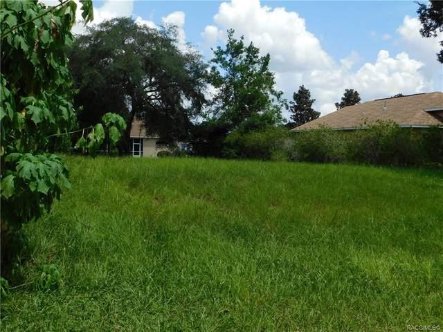 1939 W Jena Court, Lecanto, FL 34461 (MLS #804792) :: Plantation Realty Inc.