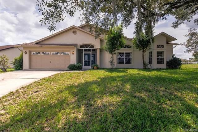 1065 S Brookfield Drive, Lecanto, FL 34461 (MLS #804842) :: Plantation Realty Inc.