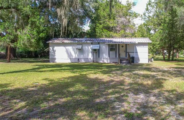 6970 N Lecanto Highway, Beverly Hills, FL 34465 (MLS #804848) :: Plantation Realty Inc.