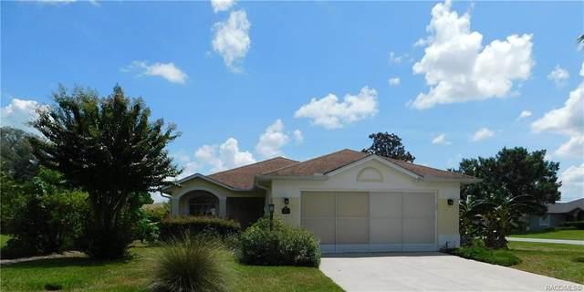 2209 N Brentwood Circle, Lecanto, FL 34461 (MLS #805026) :: Plantation Realty Inc.