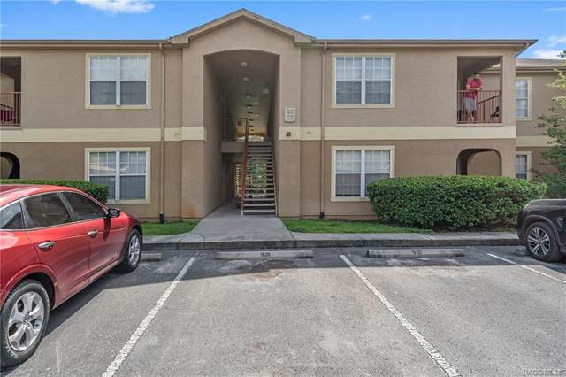 5908 Brickleberry Lane #106, Zephyrhills, FL 33541 (MLS #805076) :: Plantation Realty Inc.