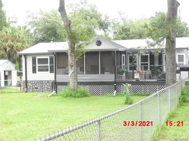 5881 SE 194 Street, Inglis, FL 34449 (MLS #805105) :: Plantation Realty Inc.