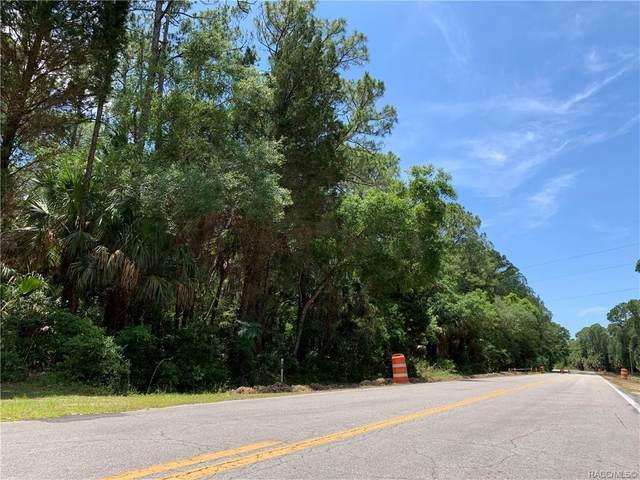 Lot 45 SE 193rd Place, Yankeetown, FL 34498 (MLS #805181) :: Pristine Properties