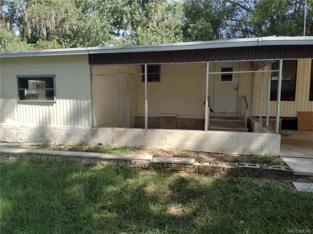 3378 S Kings Avenue, Homosassa, FL 34448 (MLS #805182) :: Plantation Realty Inc.