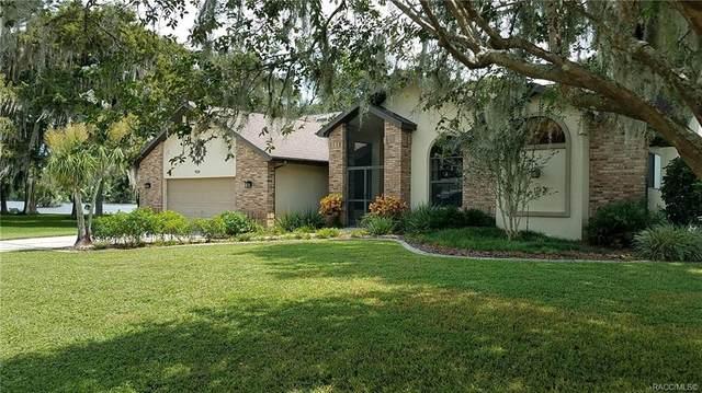 9130 E Bella Vista Court, Floral City, FL 34436 (MLS #805185) :: Plantation Realty Inc.