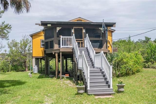 14507 Black Creek Drive, Crystal River, FL 34429 (MLS #805205) :: Plantation Realty Inc.
