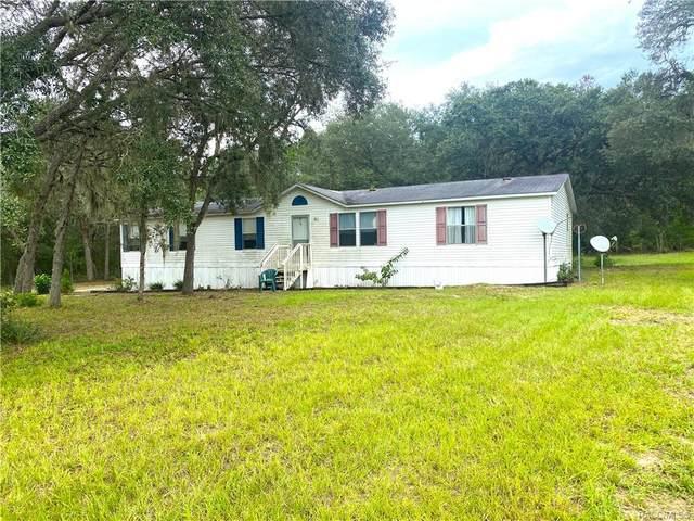 8921 N Presnell Terrace, Dunnellon, FL 34433 (MLS #805270) :: Plantation Realty Inc.