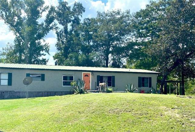12865 E Big Buck Trail, Floral City, FL 34436 (MLS #805316) :: Plantation Realty Inc.