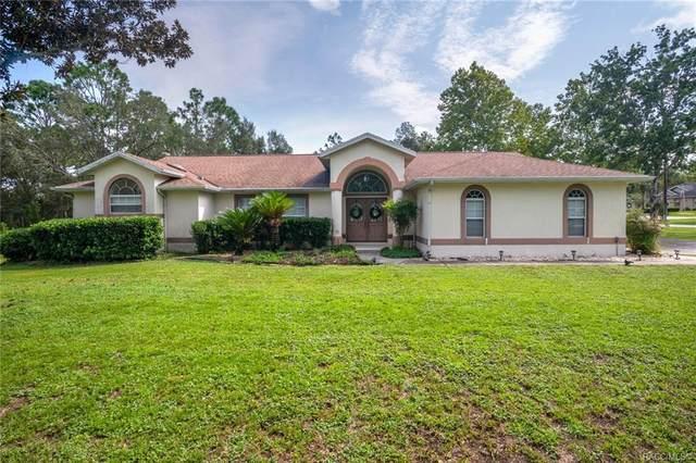 5780 N Larkspur Way, Beverly Hills, FL 34465 (MLS #805340) :: Plantation Realty Inc.