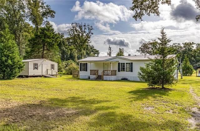 17055 NW 71st Avenue, Trenton, FL 32693 (MLS #805343) :: Plantation Realty Inc.