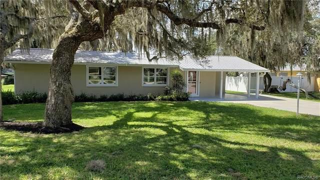 7418 E Allen Drive, Inverness, FL 34450 (MLS #805346) :: Plantation Realty Inc.