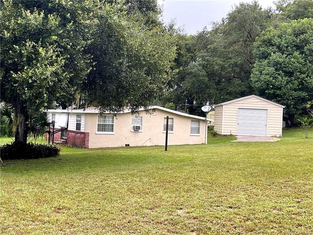 9393 S Kingfish Terrace, Floral City, FL 34436 (MLS #805353) :: Plantation Realty Inc.