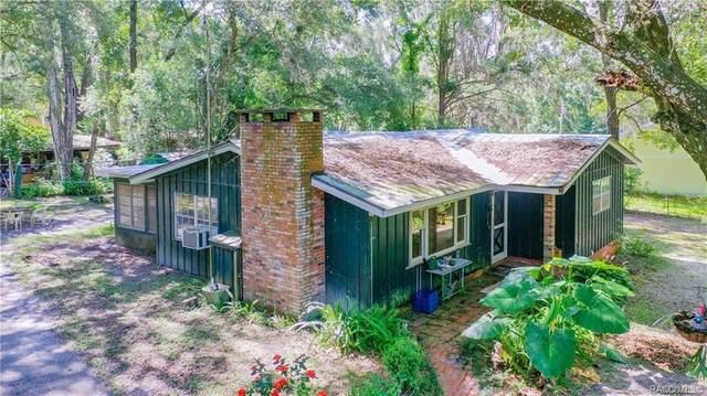 1825 N Crooked Branch Drive, Lecanto, FL 34461 (MLS #805354) :: Plantation Realty Inc.