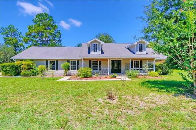 42 N Gulf Avenue, Crystal River, FL 34429 (MLS #805399) :: Plantation Realty Inc.