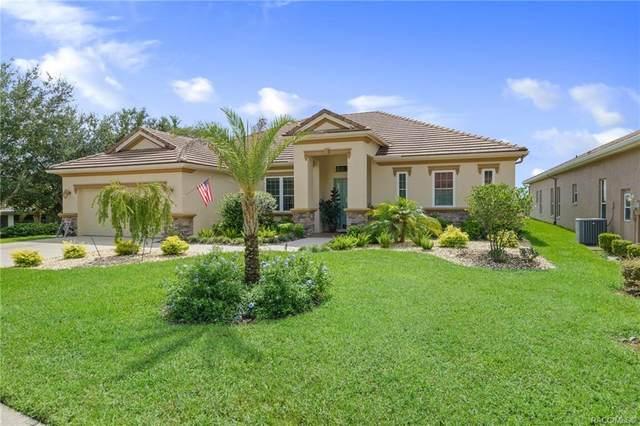1826 N Eagle Chase Drive, Hernando, FL 34442 (MLS #805428) :: Plantation Realty Inc.