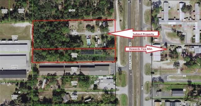 6370 & 6384 S Suncoast Boulevard, Homosassa, FL 34446 (MLS #805463) :: Plantation Realty Inc.