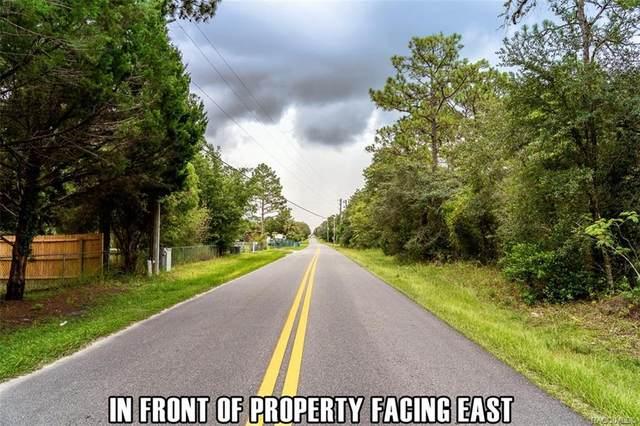 6675 W Chablis Lane, Homosassa, FL 34446 (MLS #805488) :: Plantation Realty Inc.