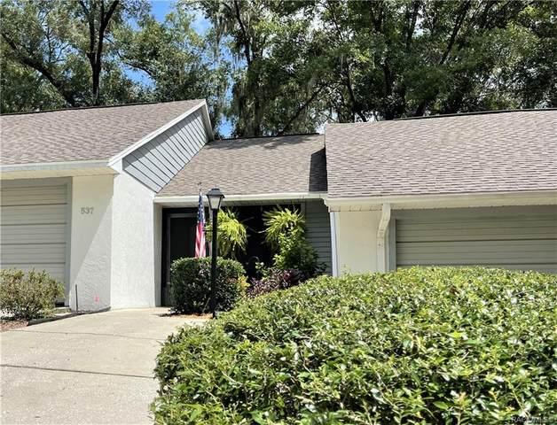 537 W Cherry Laurel Court, Beverly Hills, FL 34465 (MLS #805497) :: Plantation Realty Inc.
