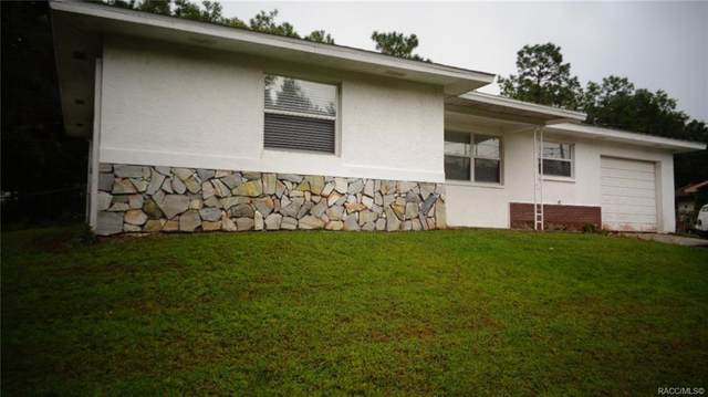 5241 E Walter Lane, Inverness, FL 34452 (MLS #805503) :: Plantation Realty Inc.