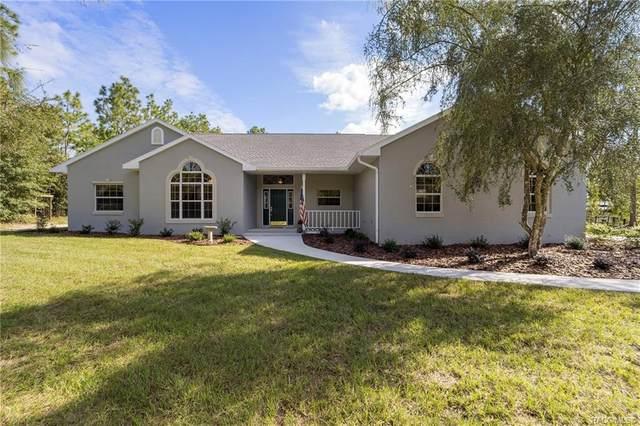5334 W Buckskin Drive, Beverly Hills, FL 34465 (MLS #805510) :: Plantation Realty Inc.