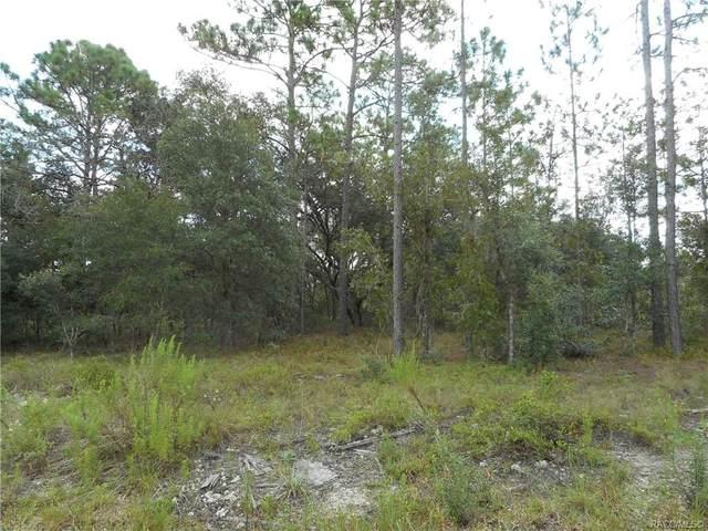 L 29 SW Little Cliffs Drive, Dunnellon, FL 34431 (MLS #805537) :: Plantation Realty Inc.