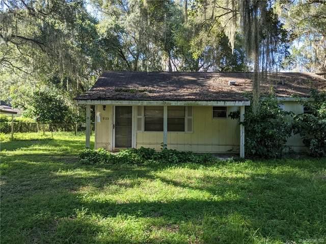 9133 E Redwood Place, Inverness, FL 34450 (MLS #805540) :: Plantation Realty Inc.