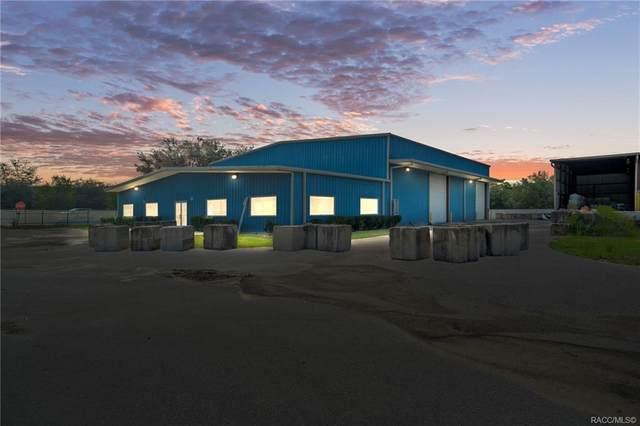 698 S Easy Street, Lecanto, FL 34461 (MLS #805562) :: Plantation Realty Inc.