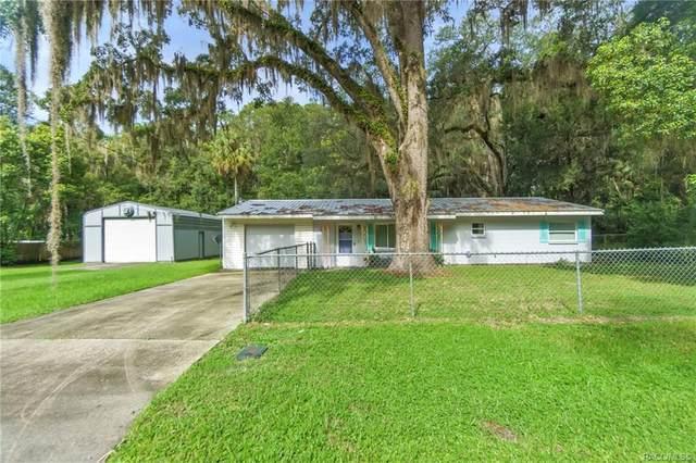 1130 NE 6th Court, Crystal River, FL 34428 (MLS #805573) :: Plantation Realty Inc.