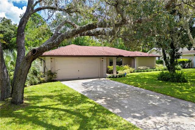 9 Jungleplum Court S, Homosassa, FL 34446 (MLS #805574) :: Plantation Realty Inc.