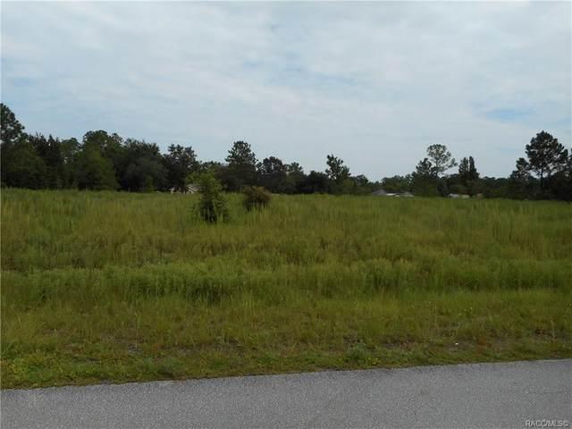 L 32 SW Cardinal Avenue, Dunnellon, FL 34431 (MLS #805667) :: Plantation Realty Inc.