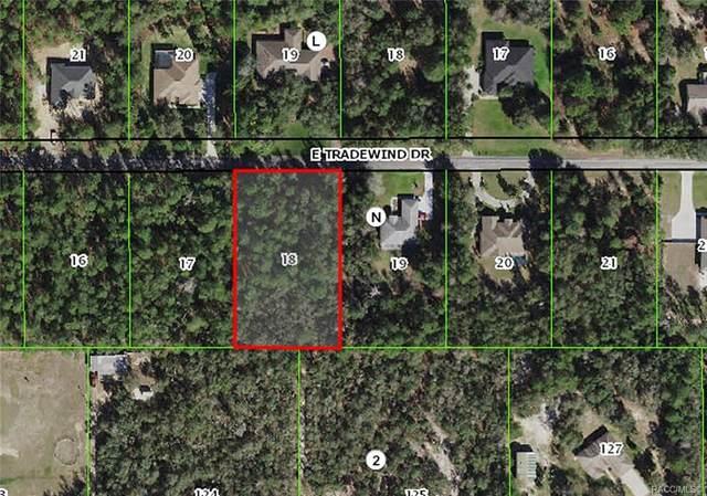 1658 E Tradewind Drive, Hernando, FL 34442 (MLS #805680) :: Plantation Realty Inc.
