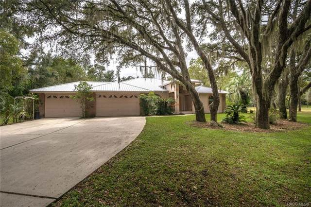 718 E Buckingham Drive, Lecanto, FL 34461 (MLS #805702) :: Plantation Realty Inc.