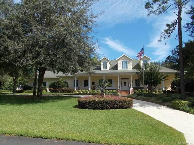 2425 W Begonia Drive, Beverly Hills, FL 34465 (MLS #805703) :: Plantation Realty Inc.