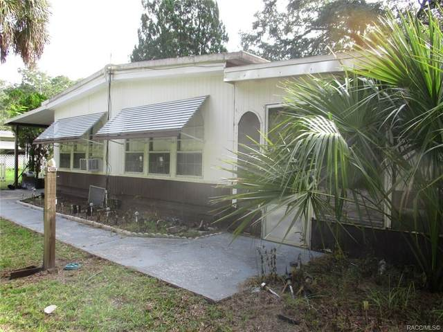 101 Park Street, Inglis, FL 34449 (MLS #805720) :: Plantation Realty Inc.
