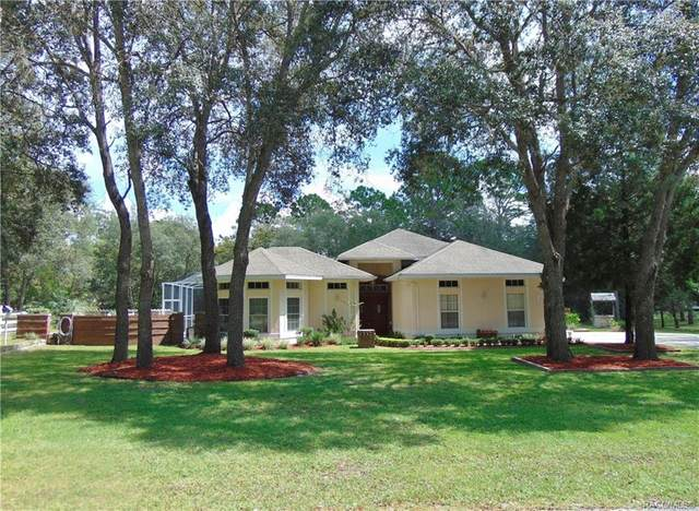 2147 W Aleuts Drive, Beverly Hills, FL 34465 (MLS #805726) :: Plantation Realty Inc.