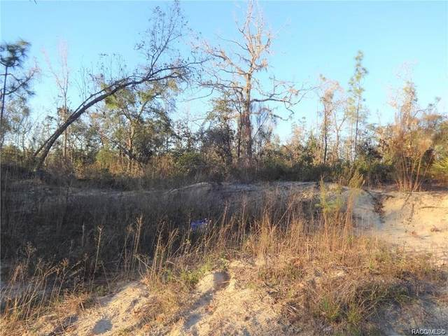 0 W Sandstone Court, Homosassa, FL 34446 (MLS #805735) :: Plantation Realty Inc.
