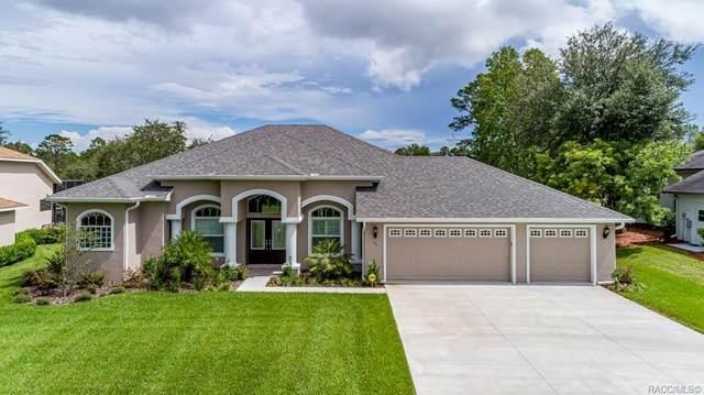 26 Ryewood Circle, Homosassa, FL 34446 (MLS #805751) :: Plantation Realty Inc.